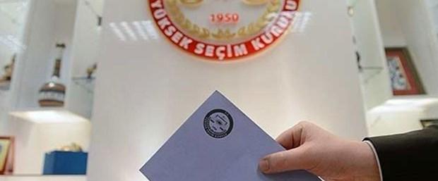Yurtdışındaki seçmenlerin oy kullanma tarihi belli oldu