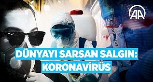 Salgının ayak izleri: Başlangıçtan bugüne koronavirüs